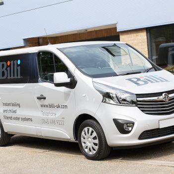 Another Billi Service Van Hits The Road
