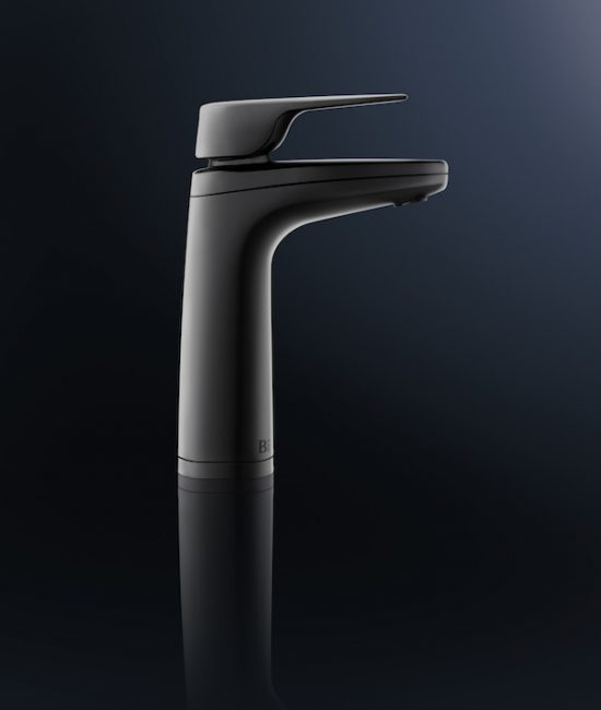 Billi Quadra Sparkling XL Tap, Gloss Black