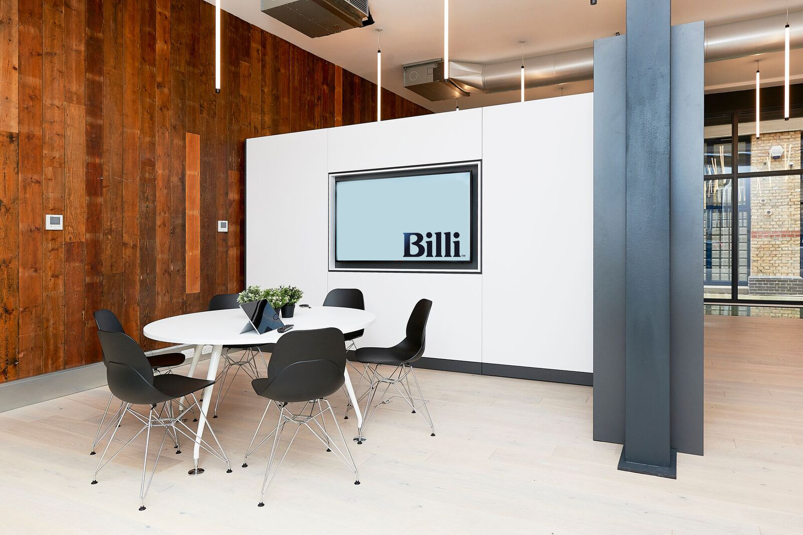 Billi London Showroom