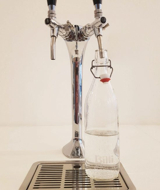 Billi Spring Bottling System with Billi Bottle