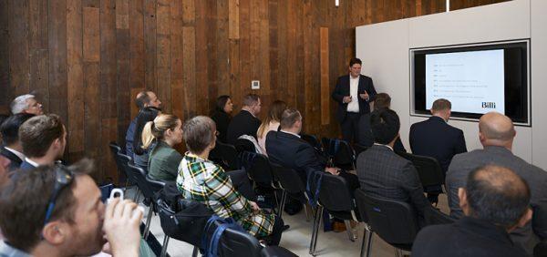 Sales presentation - Billi workshop