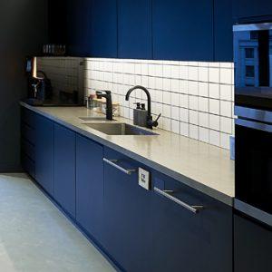 M Moser Associates - Billi Tap in Black Matt - boiling and chilled water