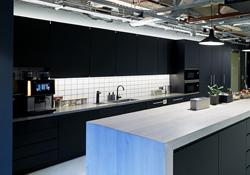 M Moser Associates - Billi Tap in Black Matt - teapoint