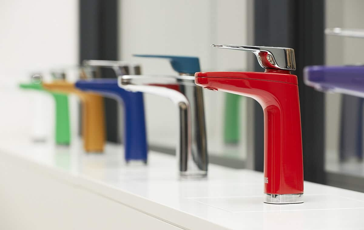 Our extensive range of filtered water taps