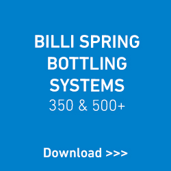 Billi Spring Bottling Systems