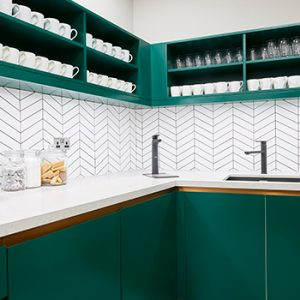 Parkeray - new office - Billi Taps