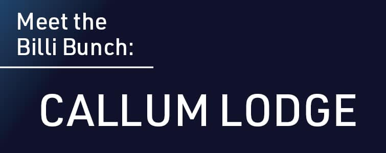 Meet the Team - Callum Lodge (Billi Water Systems UK)